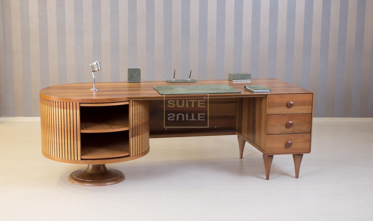 Modern Office Furnitures Pruva Modern Office Set