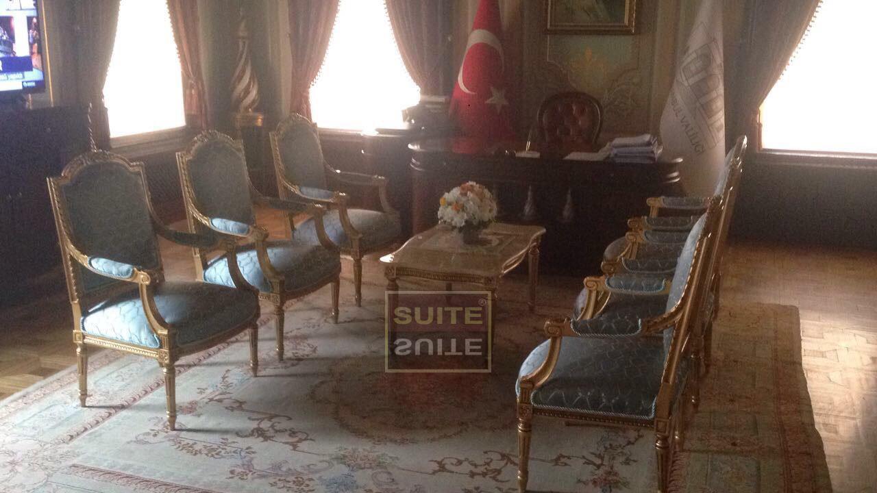 Office Projects İstanbul Valiliği İstanbul Valiliği
