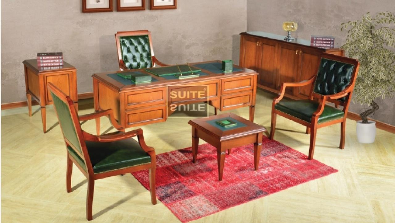 Classic Office Furnitures Kapadokya Classic Executive Furniture