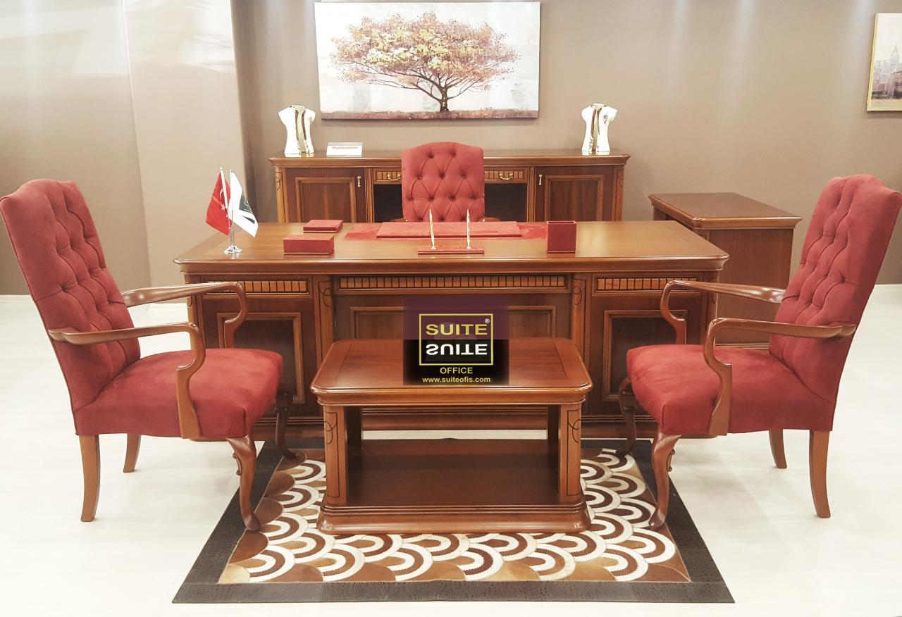 Classic Office Furnitures Hattap Classic Executive Furniture