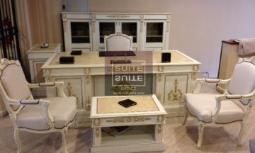 Classic Office Furnitures Abad Classic Executive Set