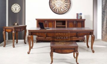 Classic Office Furnitures Pantera Classic Executive Furniture
