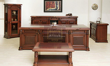 Classic Office Furnitures Kayı Classic Executive Furniture