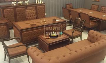 Ofis Layihələri Mısır Ofis Ofis Layihəsi