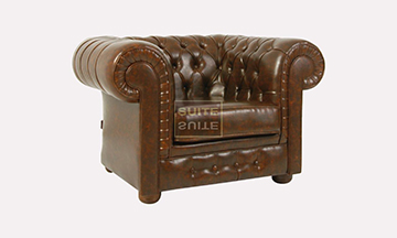 Office Bergere Chesterfield Bergere
