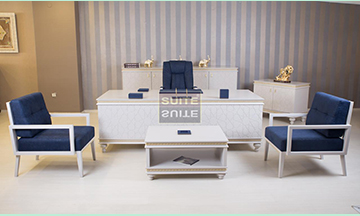 Modern Office Furnitures Ülkü Modern Office Set