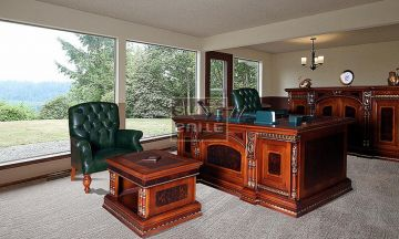 Classic Office Furnitures Sütün Classic Executive Furniture