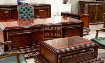 Classic Office Furnitures Benam Classic Executive Set