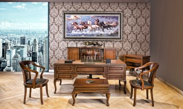 Classic Office Furnitures Queen Classic Executive Furniture