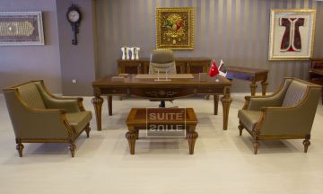 Classic Office Furnitures Olympos Classic Executive Furniture