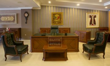 Classic Office Furnitures Hira Classic Executive Set