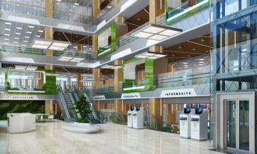 Office Projects Azerbeycan Bakü Office Project