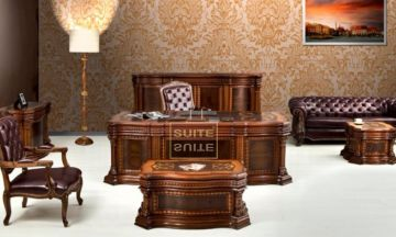 Classic Office Furnitures Gold Classic Executive Furniture