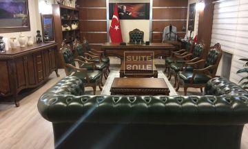 Ofis Layihələri Urfa - Halfeti Kaymakamlığı Ofis Layihəsi