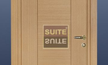 Office Doors Pruva Teak Office Door