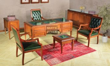 Classic Office Furnitures Kapadokya Classic Executive Furniture