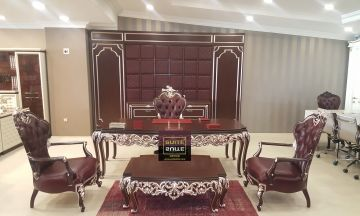 Classic Office Furnitures Sarnıç Classic Authority (Executive) Furniture