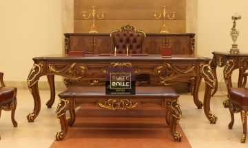 Classic Office Furnitures Suite Venedik Classic Authority (Executive) Furniture
