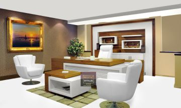 Modern Office Furnitures Casa Executive Set