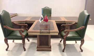 Classic Office Furnitures Moskow Classic Execute (Authority) Set