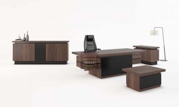 Modern Office Furnitures Velovis Modern Execute Set