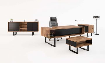 Modern Office Furnitures Bistro Executive Set