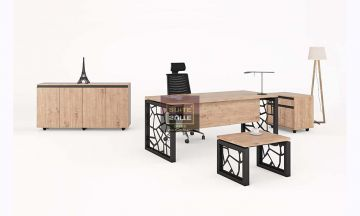 Modern Office Furnitures Artemis Modern Executive Set