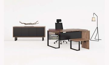 Modern Office Furnitures Asia Modern Office Set