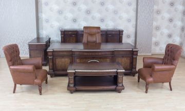 Classic Office Furnitures Orso Classic Authority (Office) Set